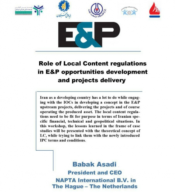 Role of Local Content regulations in E&P opportunities development and projects delivery